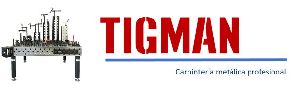 Tigman Carpintería Metálica Profesional